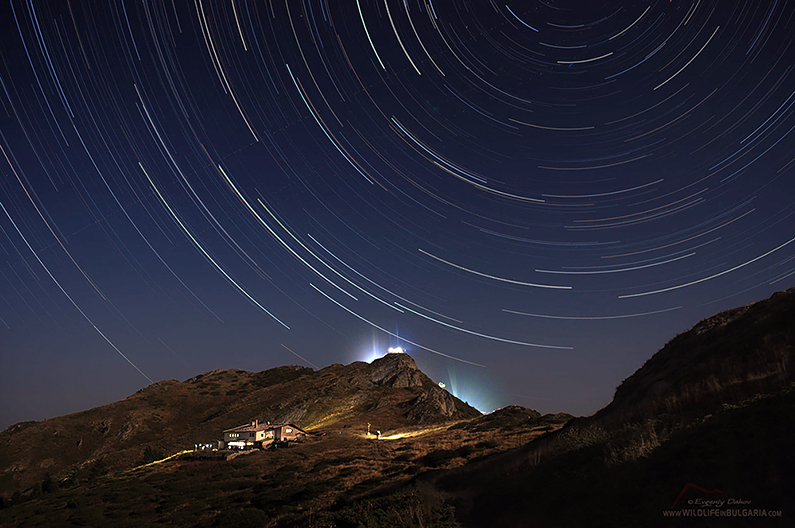Echo StarTrails