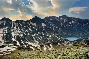 Попово езеро, Пирин планина
